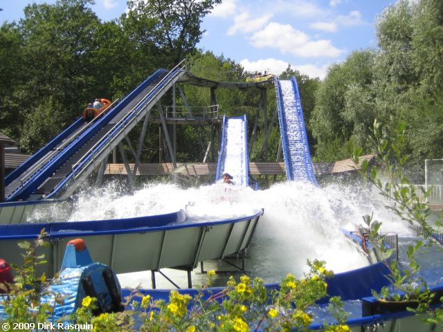 What Is In Spark >> Wildwasserbahn - Erlebnispark Schloss Thurn - Deutschland - European Water Ride DataBase